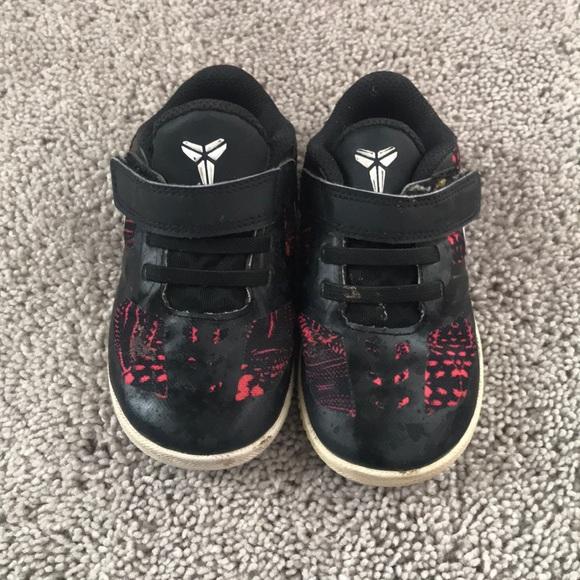 Toddler Boys Nike Kobe Bryant Shoes